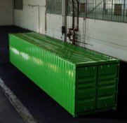 40ft ISO Shipping Container