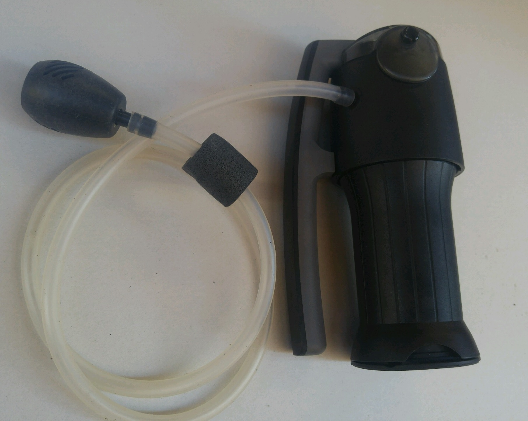 Emergency Water Purification Hand Pump Assembly
