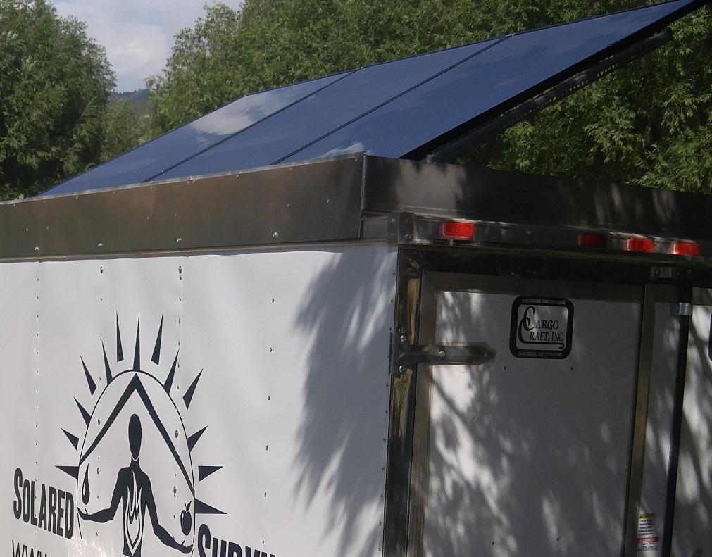 Solared Survivors Solar Array
