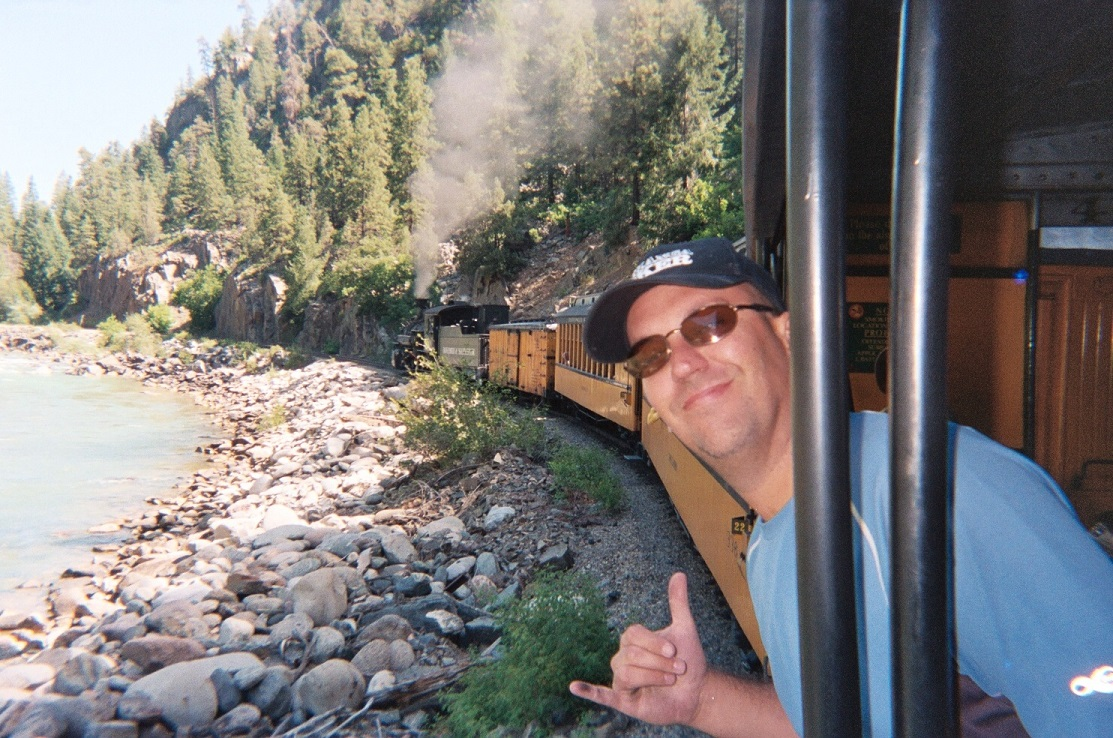 Backpacking San Juan Durango Train Ride