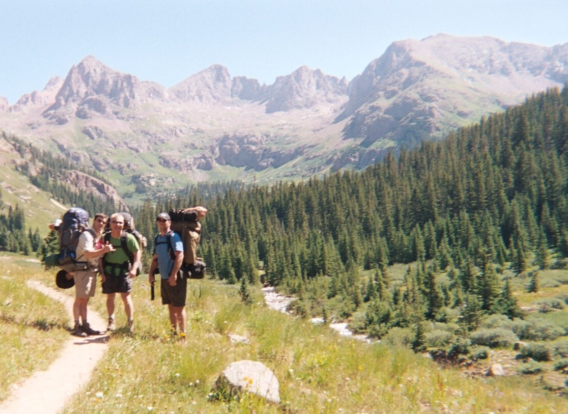 Backpacking Trips Chicago Basin