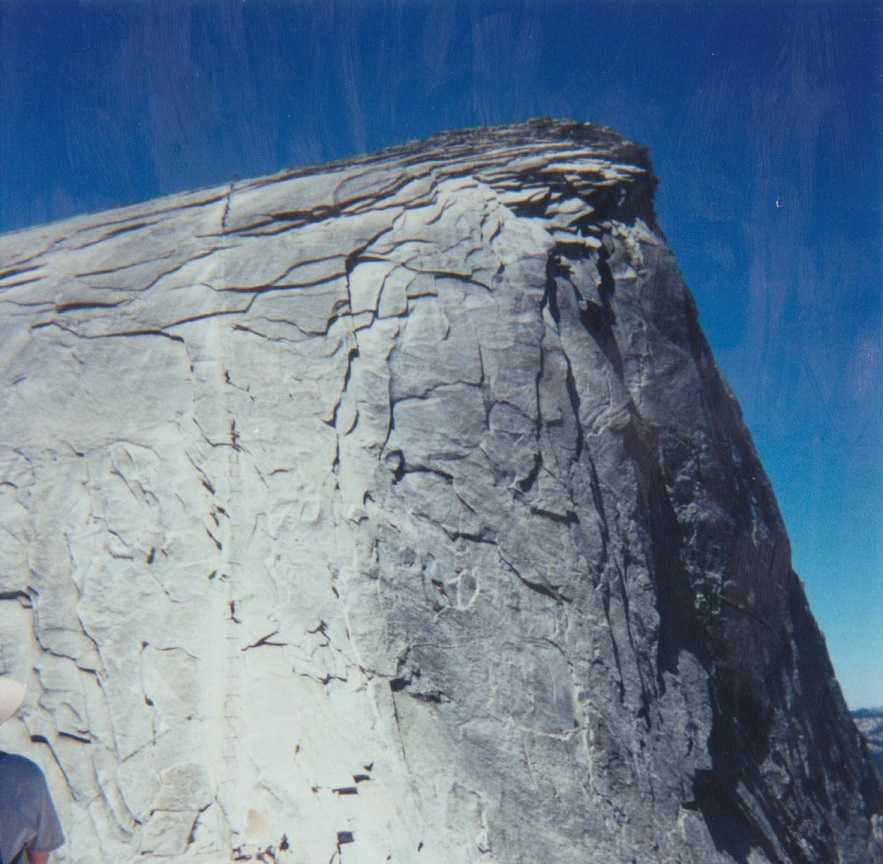 Backpacking Yosemite Half Dome