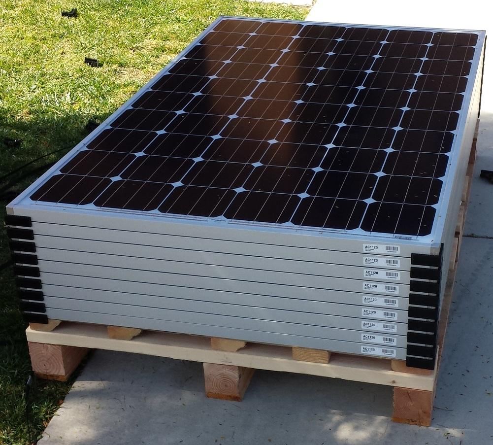 Residential Solar Power Solar Panels