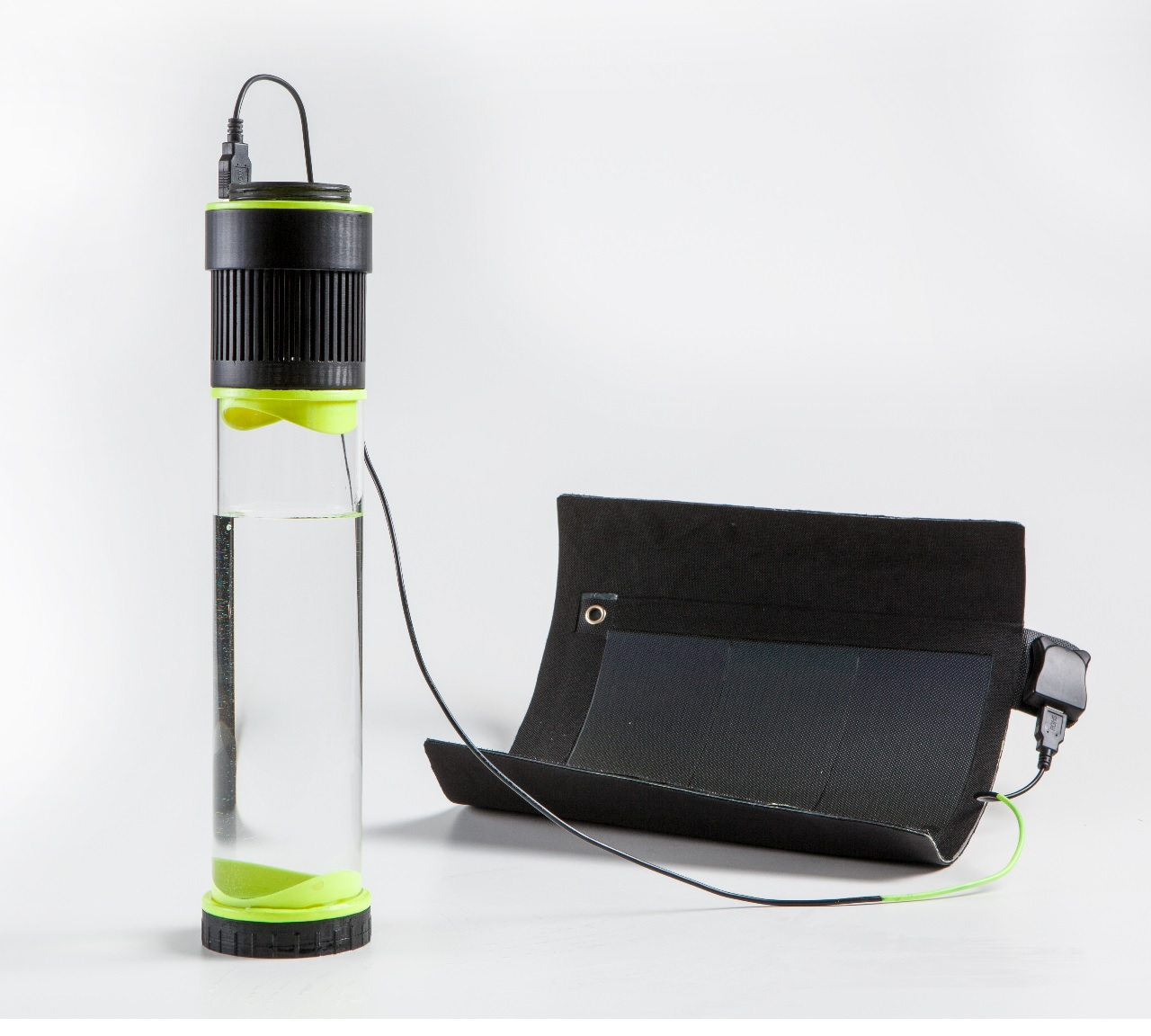 Create Fresh Water - Self Filling Water Bottle