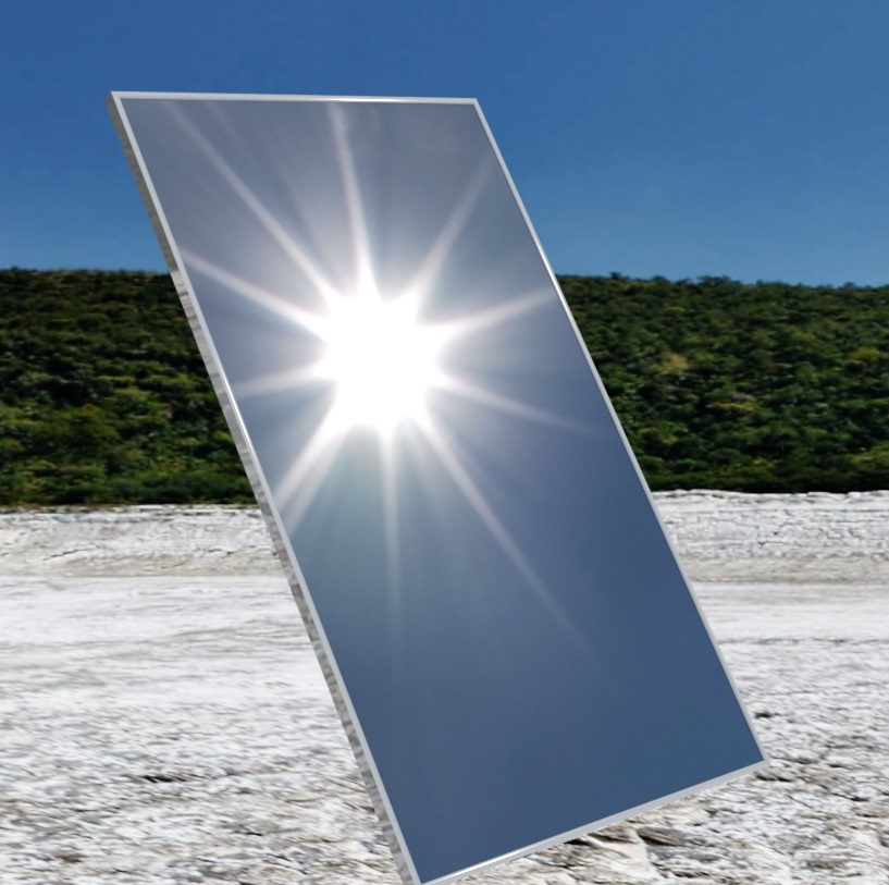 SolarWorld Solar Panel 3D CAD Model