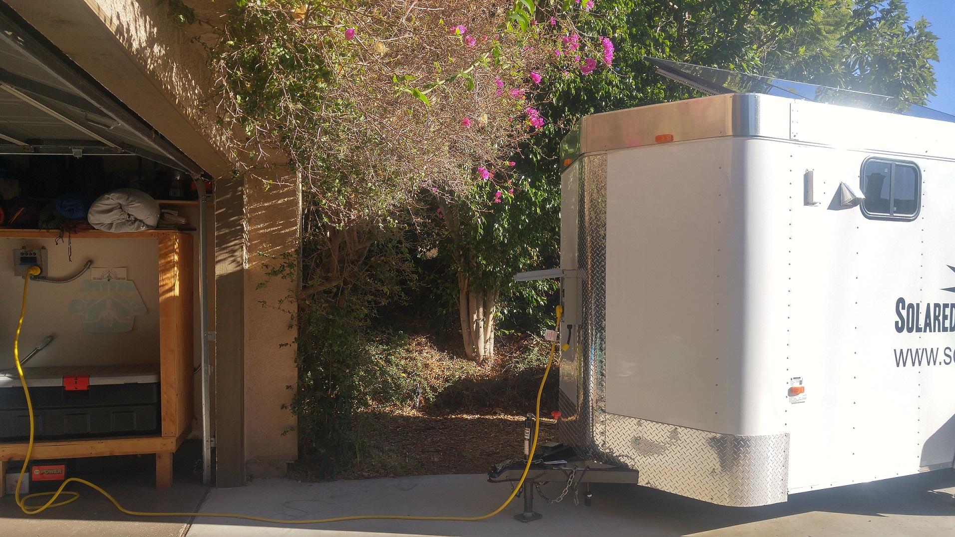 Emergency Home Solar Generator
