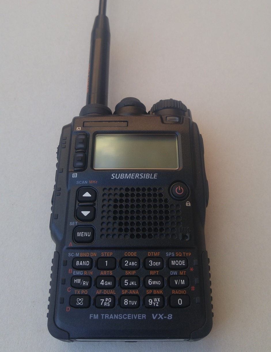 Survival Gear Checklist -Handheld Ham Radio